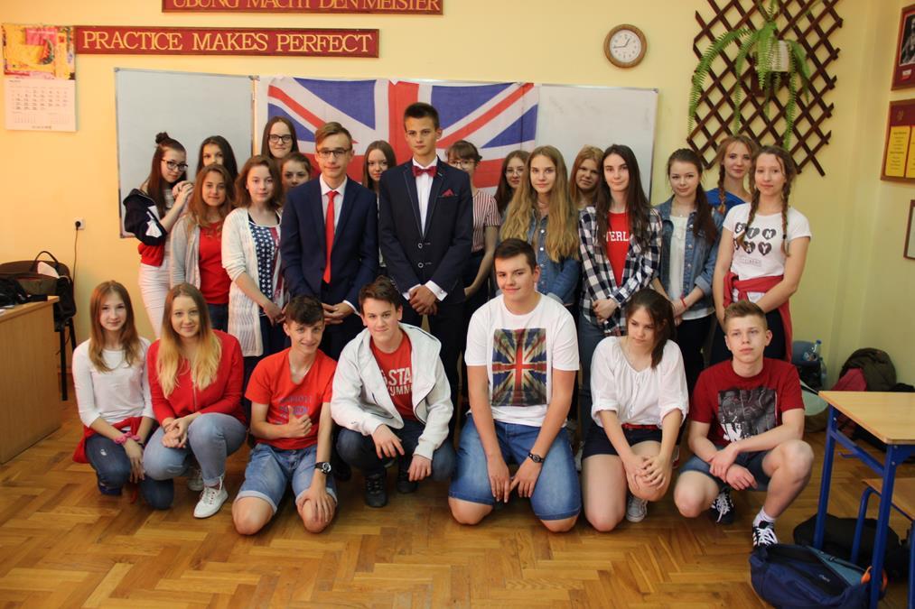Dni Języków Obcych w naszej szkole obchodziliśmy w dniach od 14 -18 maja 2018.